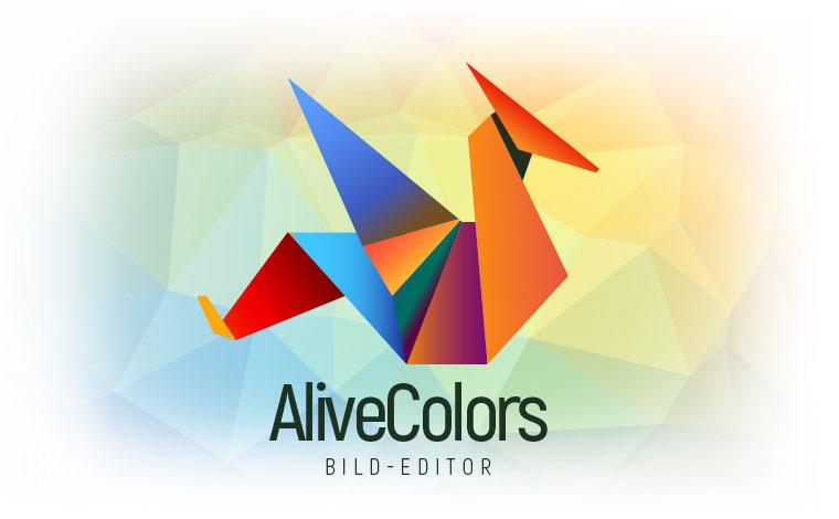 AliveColors Bildeditor